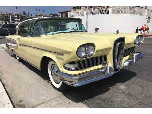 1958 Edsel Citation | 1025704