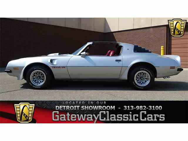 1975 Pontiac Firebird Trans Am | 1025706