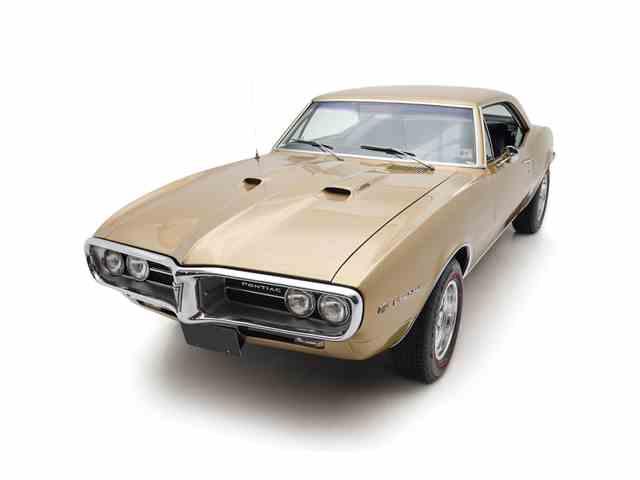 1967 Pontiac Firebird | 1025708