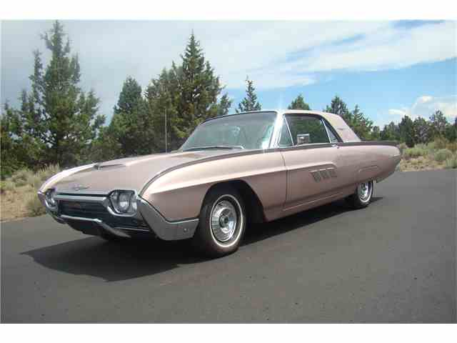 1963 Ford Thunderbird | 1025709