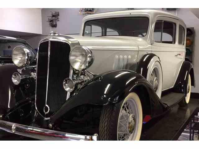 1933 Chevrolet Master | 1025710