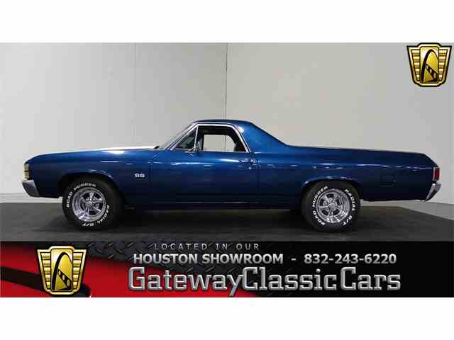 Picture of 1971 Chevrolet El Camino located in Houston Texas - $18,595.00 - LZG0