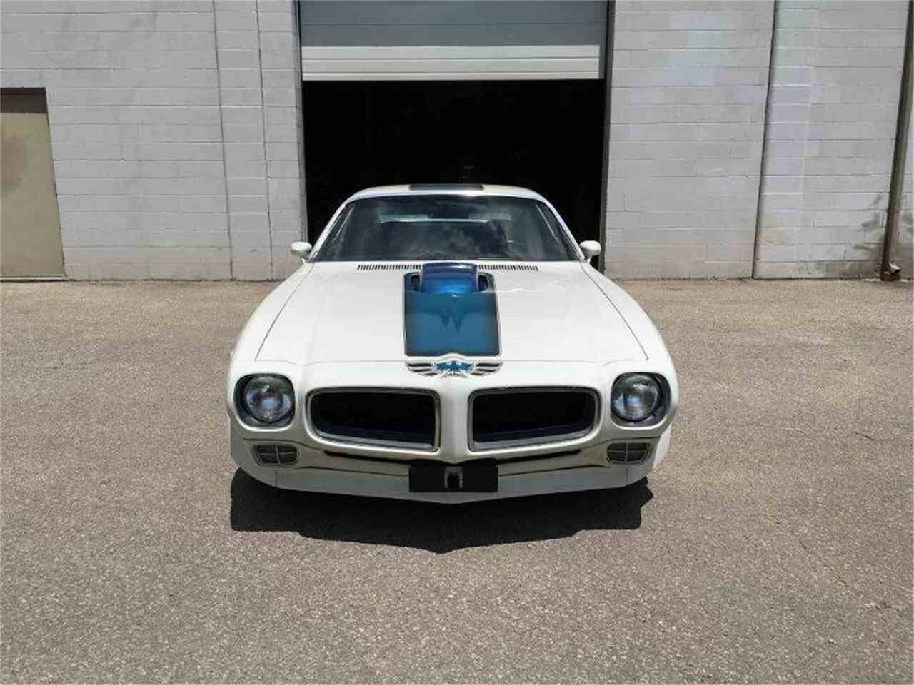 Large Picture of '71 Pontiac Firebird Trans Am located in Ontario - LVH8