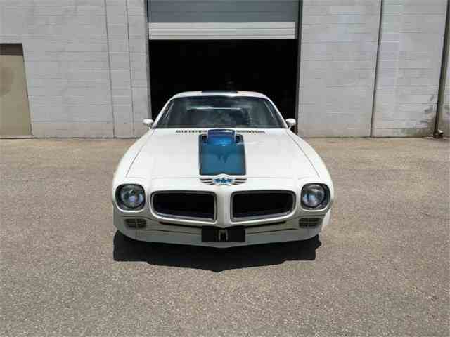 1971 Pontiac Firebird Trans Am | 1020572