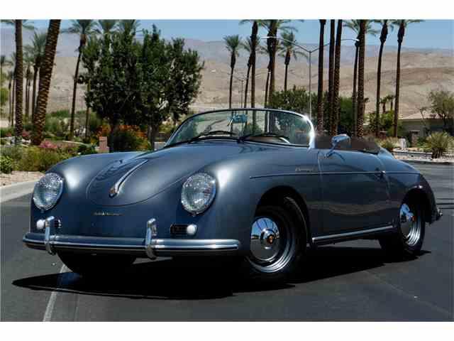 1957 Porsche Speedster | 1025724