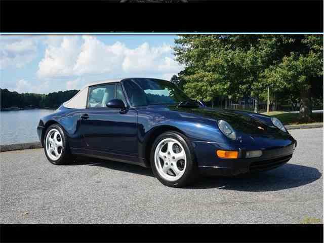 1995 Porsche 911 Carrera | 1025725