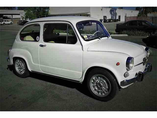 1967 Fiat 600 | 1025726