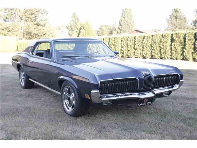 1970 Mercury Cougar XR7 | 1025728