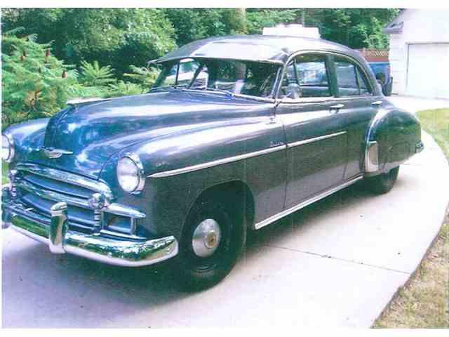 1950 Chevrolet Styleline Deluxe   1025736