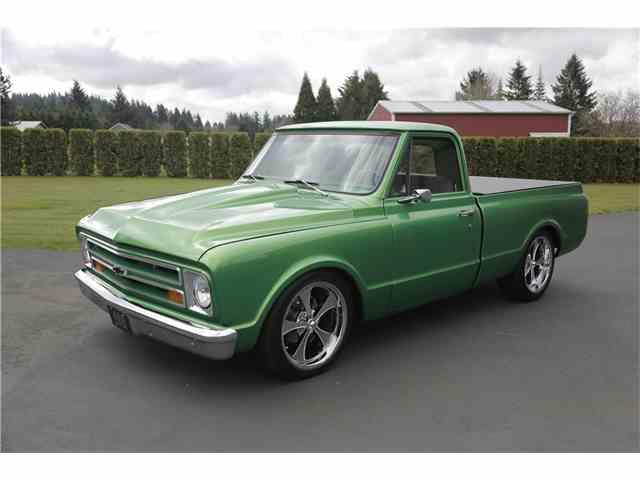1967 Chevrolet C/K 10 | 1025740