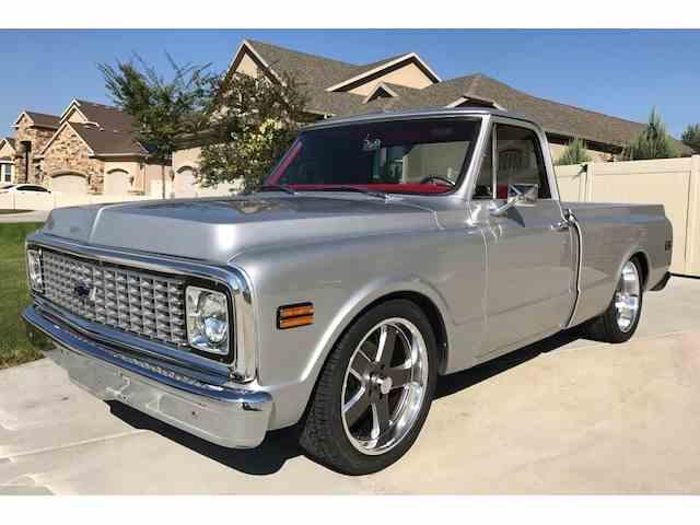 1969 Chevrolet C/K 10   1025745