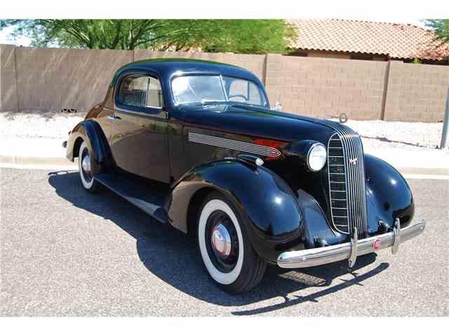 1936 Pontiac Silver Streak | 1025747