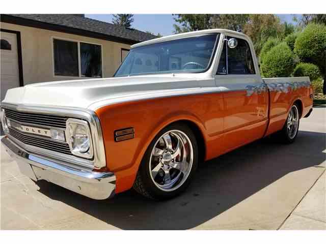 1970 Chevrolet C/K 10 | 1025749