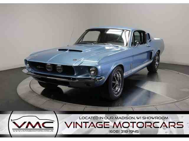 1967 Shelby GT500 | 1025751