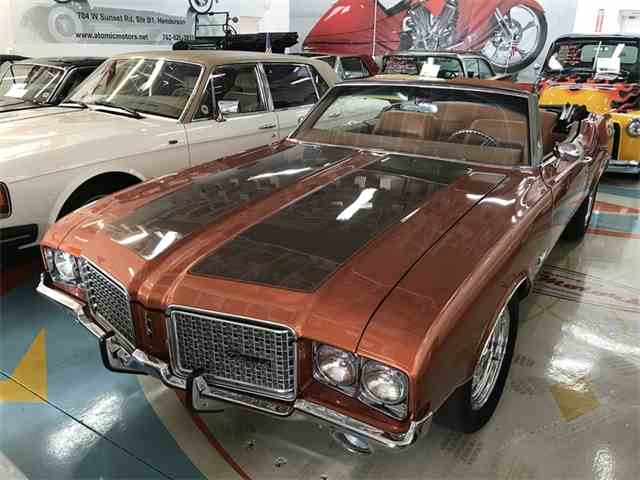 1972 Oldsmobile Cutlass Supreme | 1025755