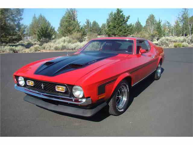1971 Ford Mustang | 1025765