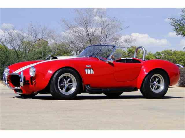 1965 Cobra Recreational Vehicle | 1025767