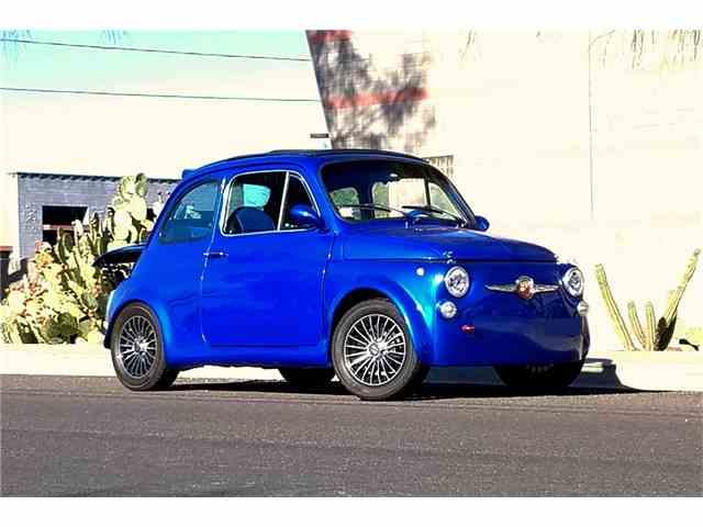 1966 Fiat Abarth | 1025768