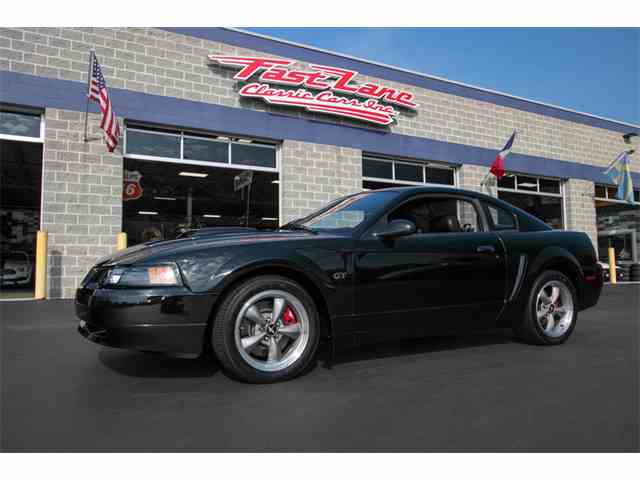 2001 Ford Mustang   1025774