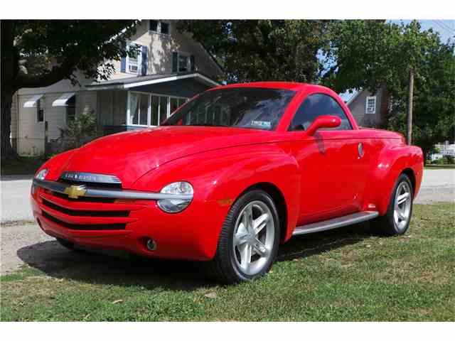 2005 Chevrolet SSR | 1025775
