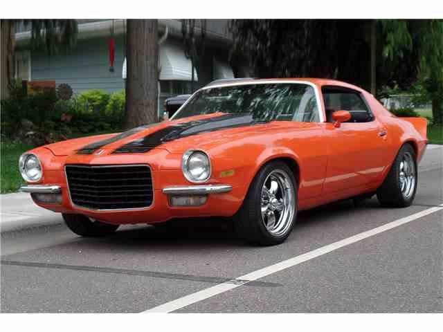 1972 Chevrolet Camaro | 1025779