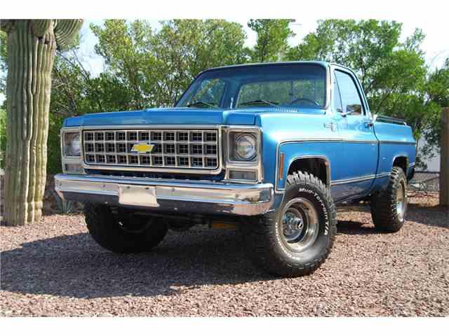 1979 Chevrolet C/K 10   1025790