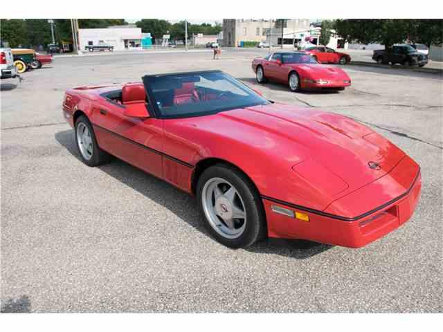 1989 Chevrolet Corvette | 1025791