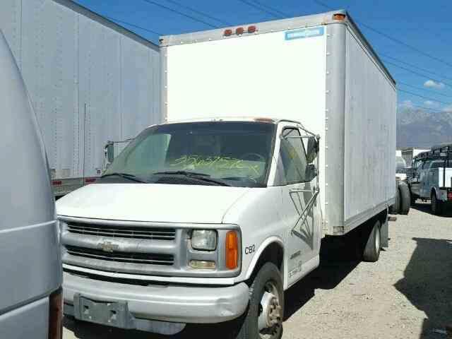 2001 Chevrolet Truck | 1025796
