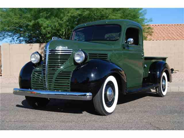 1940 Plymouth Pickup | 1025798