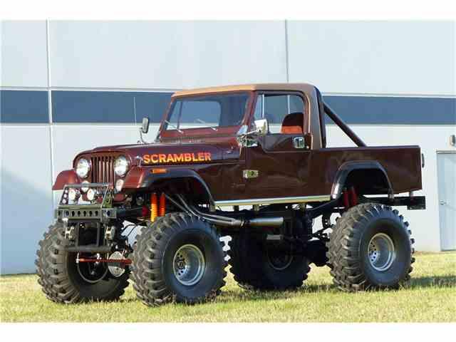 1982 Jeep CJ8 Scrambler | 1025801