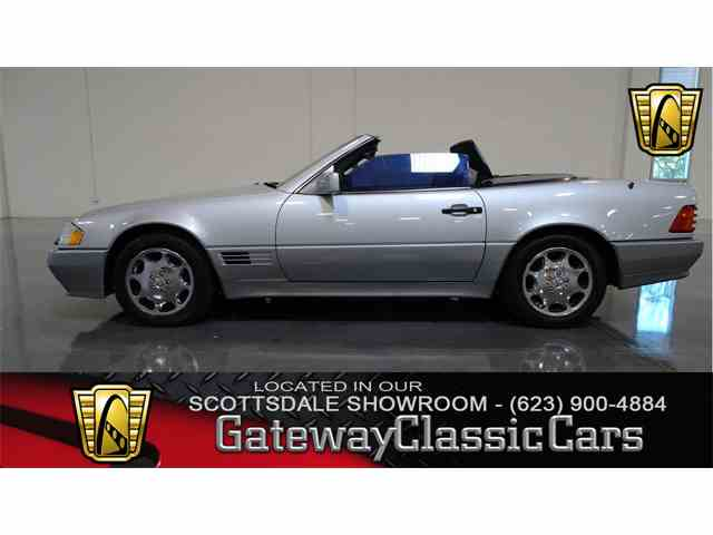 1995 Mercedes-Benz SL500 | 1025807