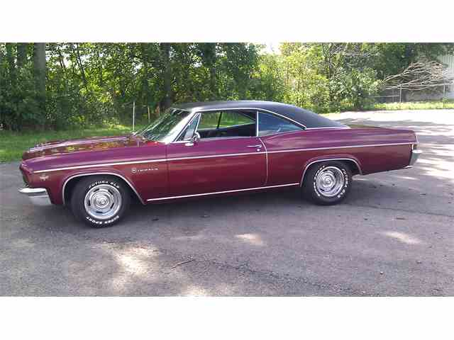 Picture of '66 Impala SS - LVHH