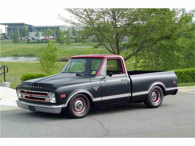 1972 Chevrolet C/K 10 | 1025810