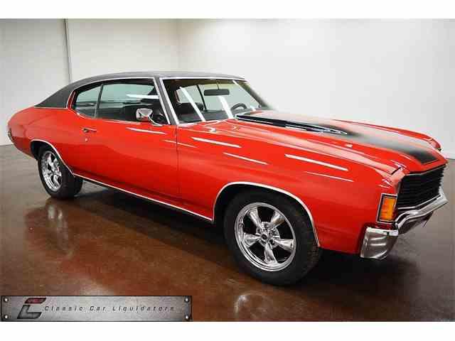 1972 Chevrolet Chevelle | 1025812