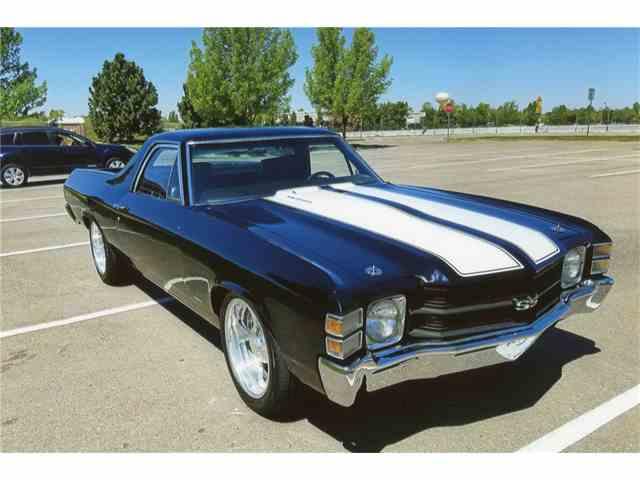 1971 Chevrolet El Camino SS | 1025827