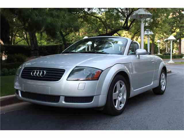 2002 Audi TT | 1025829