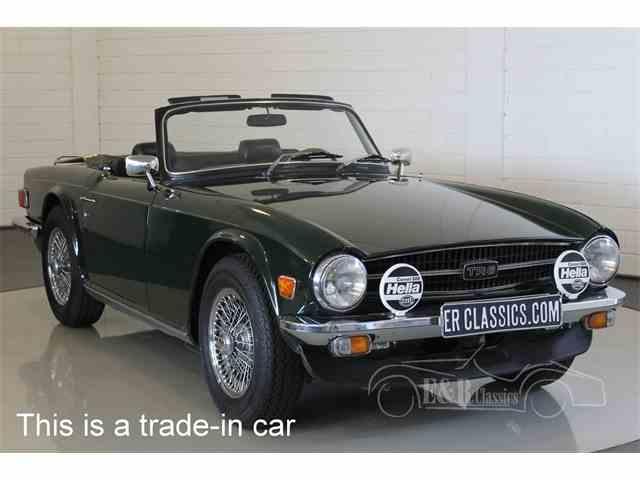 1971 Triumph TR6 | 1020583