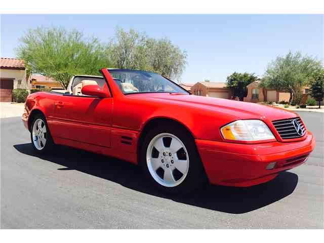 1999 Mercedes-Benz SL500 | 1025831