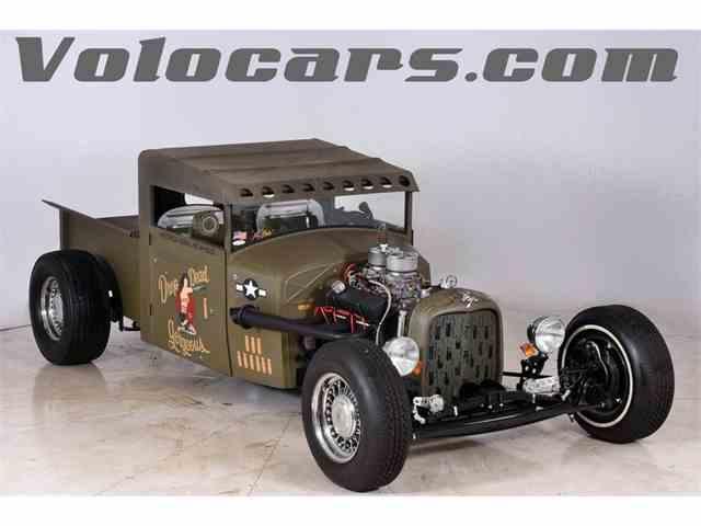 1930 Ford A Custom | 1025832