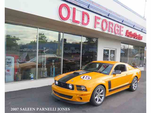2007 Ford Mustang GT | 1025835