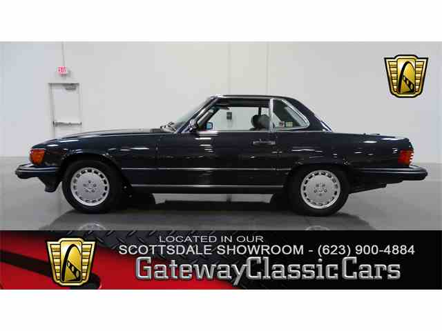 1989 Mercedes-Benz 560SL | 1025841