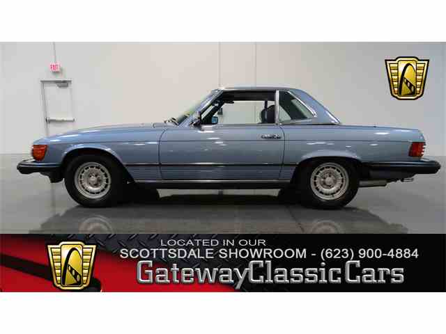 Picture of 1985 380SL - $22,995.00 Offered by Gateway Classic Cars - Scottsdale - LZJN