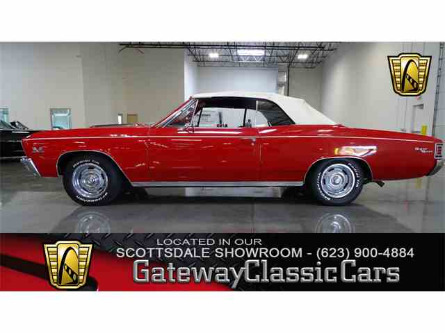 1967 Chevrolet Chevelle | 1025844