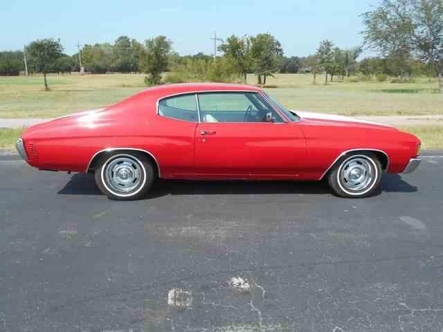 1972 Chevrolet Chevelle | 1025859