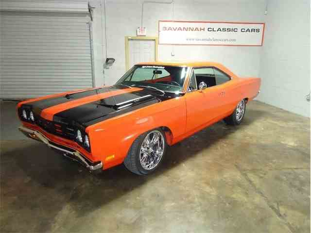 1969 Plymouth Satellite | 1025870