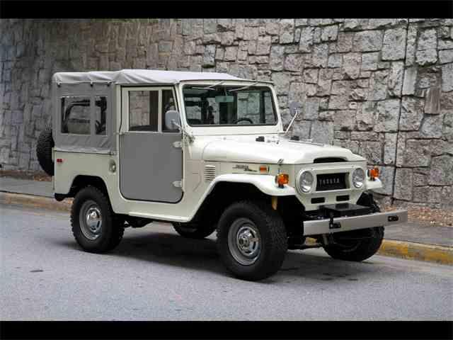 1971 Toyota Land Cruiser FJ | 1025874