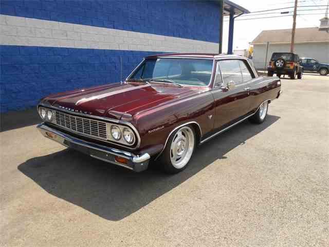 1964 Chevrolet Chevelle Malibu | 1020588