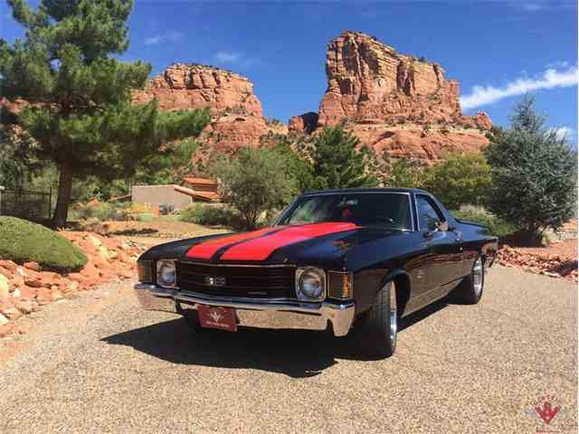 Picture of 1972 Chevrolet El Camino - $32,500.00 - LZKP