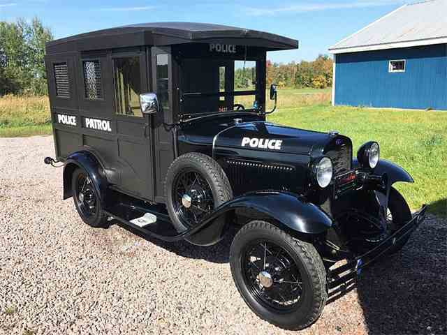 1930 Ford Model A   1025888