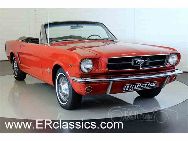 1965 Ford Mustang | 1020589